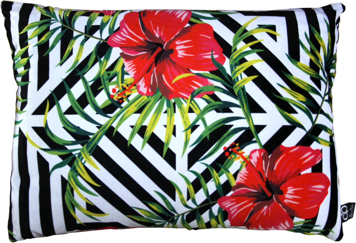 Luxus Cuscini.Cuscino Decorativo Di Lusso Casa Padrino Pittsburgh Flowers