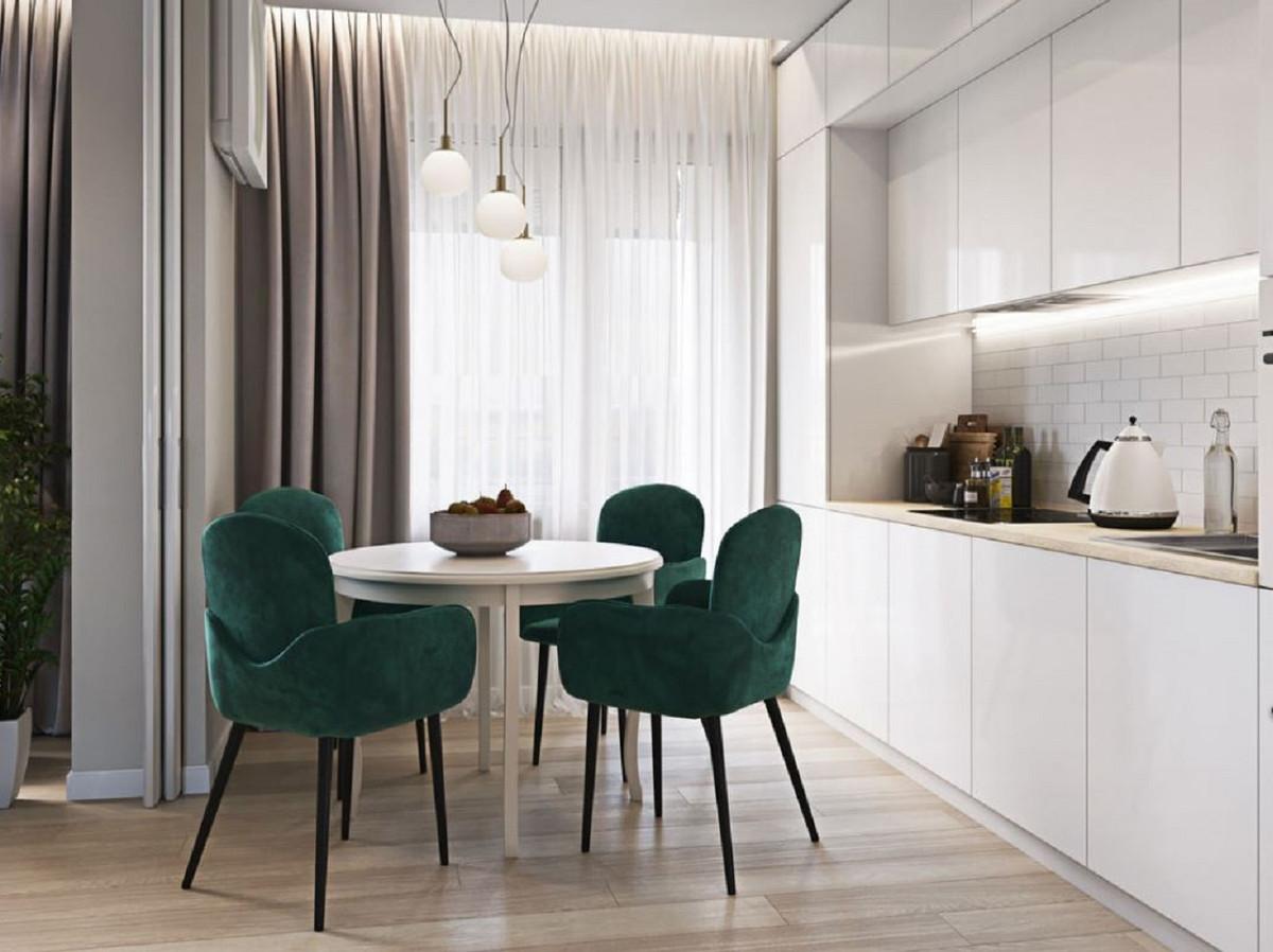 Casa Padrino Hängeleuchte Gold / Weiß Ø 15 x H. 30,5 cm - Moderne Pendelleuchte 5