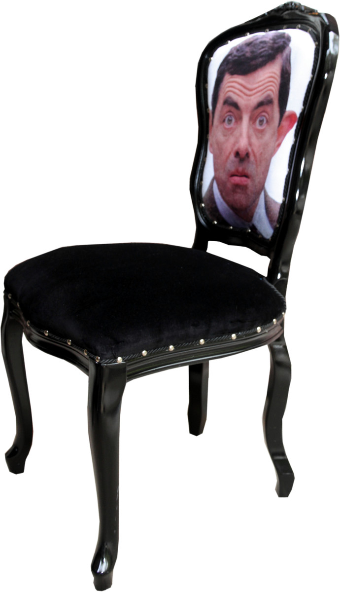 Casa padrino barock luxus esszimmer stuhl karikatur design for Stuhl design esszimmer