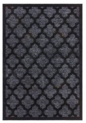 Casa Padrino Luxury Carpet Black - Various Sizes - Living Room Carpet with Gloss Yarn - Luxury Collection