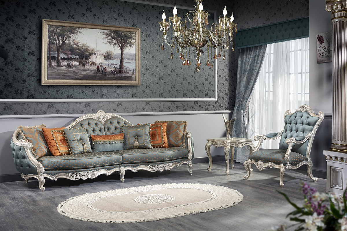 Casa Padrino Baroque Sofa Couch And Living Room Sets Magnificent