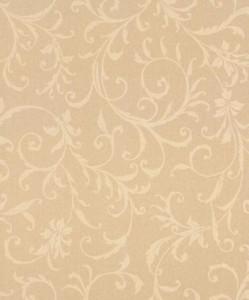 Casa Padrino Barock Textiltapete Apricot 10,05 x 0,53 m - Tapete im Barockstil - Deko Accessoires
