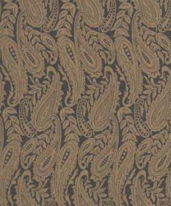 Casa Padrino baroque living room wallpaper gray / gold 10.05 x 0.53 m - High Quality Textile Wallpaper