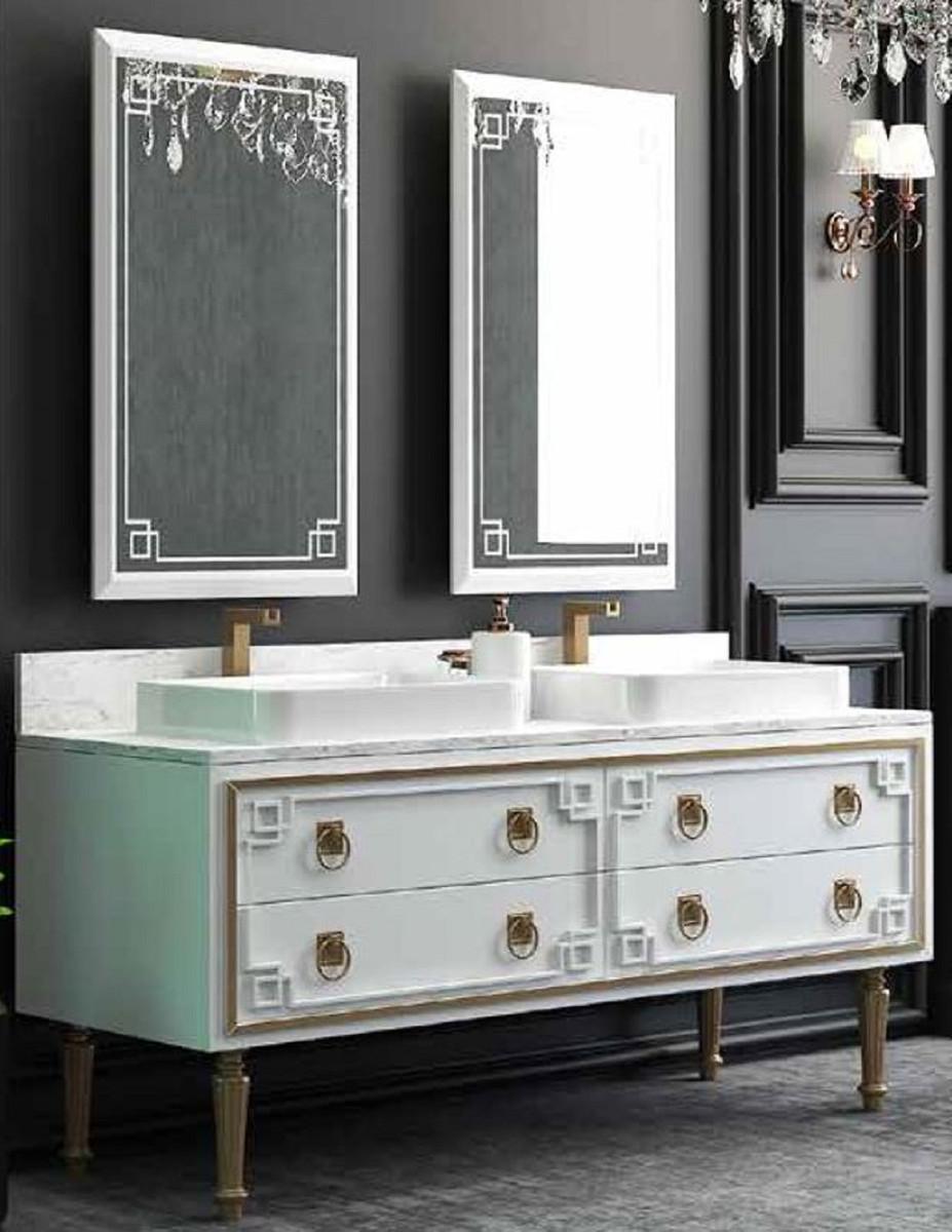 Casa Padrino Luxury Bathroom Set White