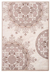 Casa Padrino Living Room Carpet Beige - Various Sizes - Decoration Accessories