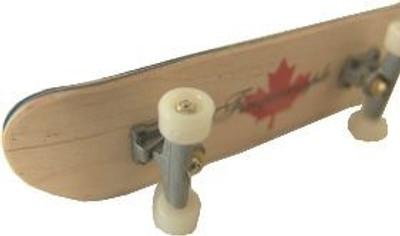 Fingermaple Fingerboard made of real wood – Bild 2
