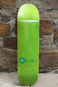 Enuff Profi Skateboard Deck Green 8.125 inch -Lagerware- – Bild 2
