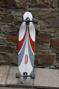 Hammond Longboard Komplettboard Piper 34 inch - Lagerware mit leichten Kratzern – Bild 1