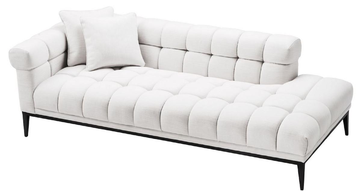 Casa Padrino Luxury Lounge Sofa White