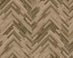 Versace Designer Barock Vliestapete IV 37051-2 Beige / Braun - Tapete mit Holzstruktur - Hochwertige Qualität