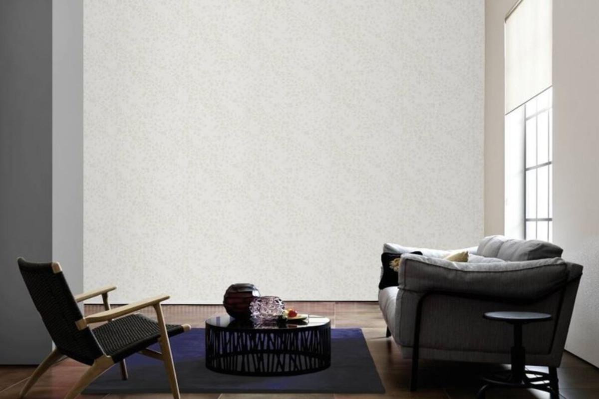 Versace Designer Barock Vliestapete IV 93582-2 - Weiß mit Blumenmuster - Design Tapete - Hochwertige Qualität 2