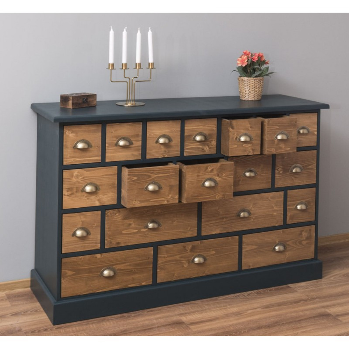 Casa Padrino Country Style Chest Of
