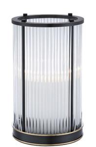 Casa Padrino Luxus Kerzenleuchter Bronze / Messing Ø 16,5 x H. 27,5 cm - Deko Accessoires - Luxus Qualität