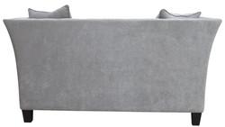 Casa Padrino Luxus Chesterfield Samt Sofa mit Kissen 174,5 x 91 x H. 86 cm - Verschiedene Farben - Wohnzimmer Möbel - Chesterfield Möbel – Bild 5