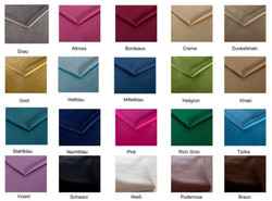 Casa Padrino Luxus Samt Sofa 200 x 75 x H. 70 cm - Verschiedene Farben - Wohnzimmer Möbel - Luxus Qualität – Bild 6