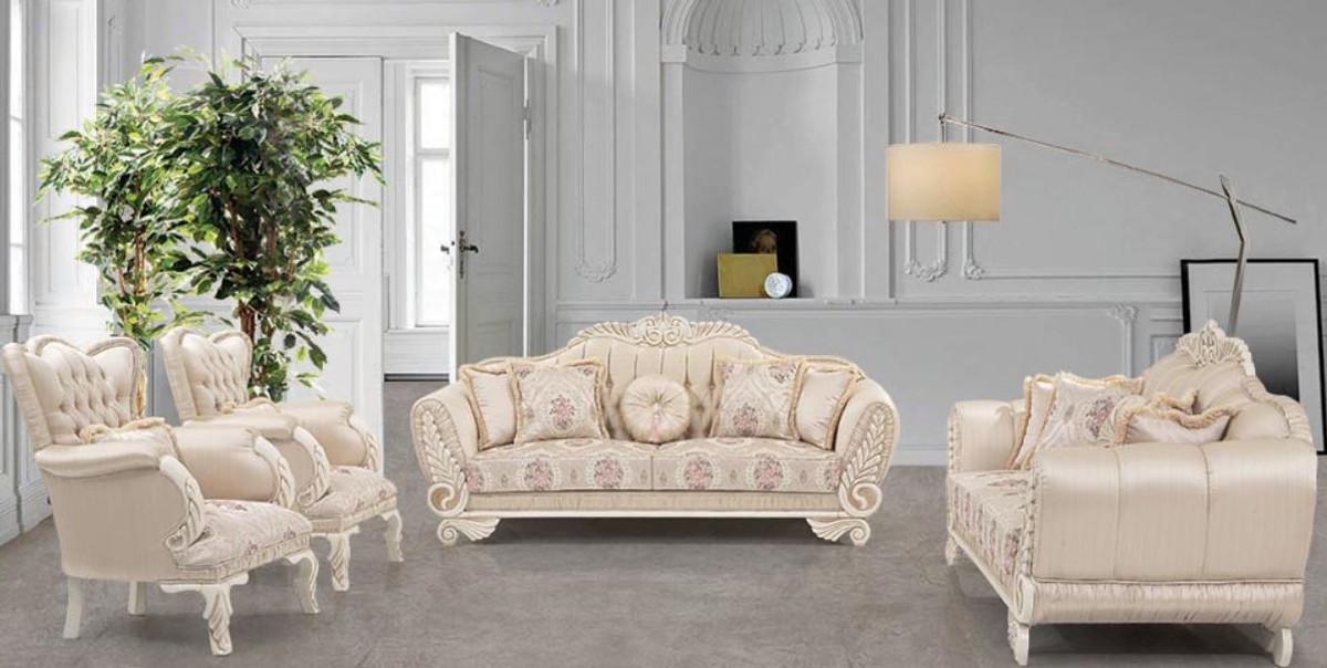 Casa Padrino Luxury Baroque Living Room