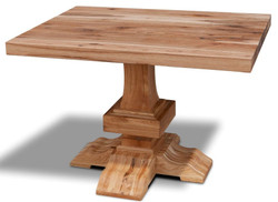 Casa Padrino solid wood kitchen table - Different Sizes & Colors - Luxury oak wood dining table - Rustic Dining Room Furniture