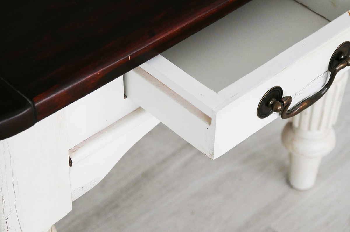 - Casa Padrino Country Style Coffee Table 60 X 60 X H. 45 Cm