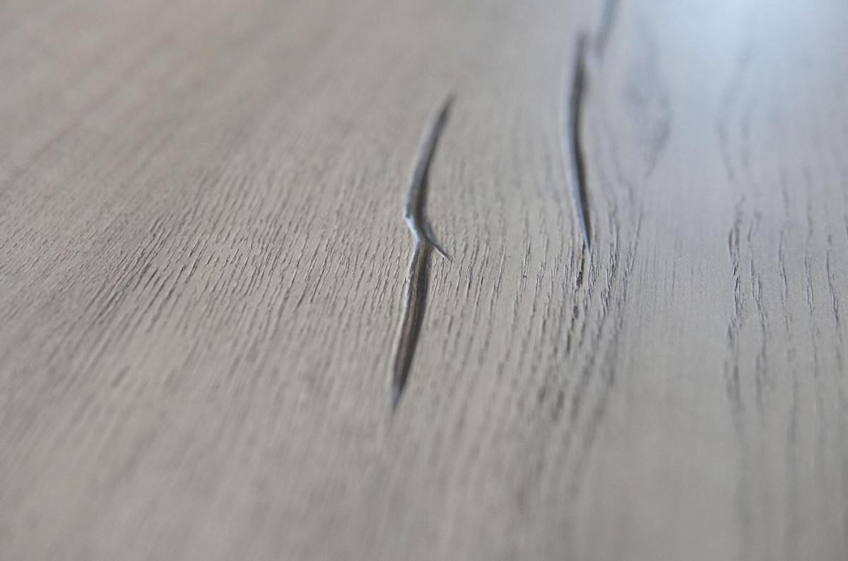 Dimensioni Tavolo Sala Da Pranzo casa padrino tavolo da pranzo di lusso - diversi colori e dimensioni -  tavolo da cucina con piano in rovere massello e gambe in metallo - mobili  per