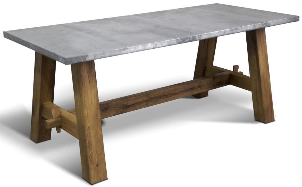 Casa Padrino Table A Manger De Luxe En Bois Massif Differentes