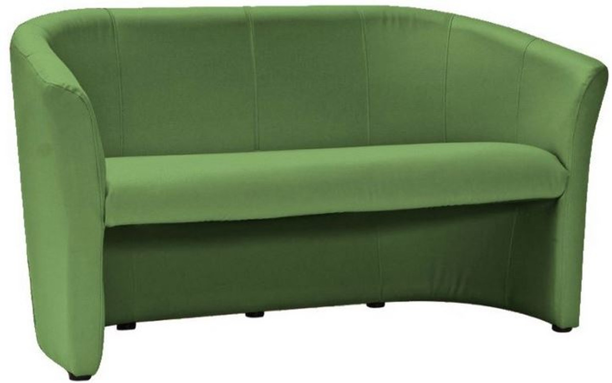 - Casa Padrino Designer Faux Leather Sofa 160 X 60 X H. 76 Cm