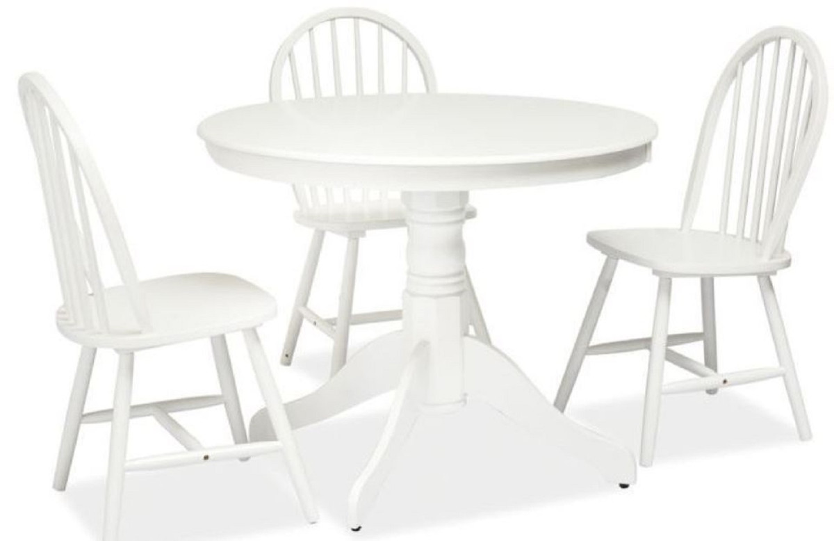 Casa Padrino Country Style Dining Table