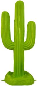 Casa Padrino designer sculpture cactus green 84 x H. 185 cm - Weatherproof Garden Decoration