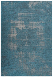 Casa Padrino living room carpet vintage blue - Various Sizes - Decorative Accessories