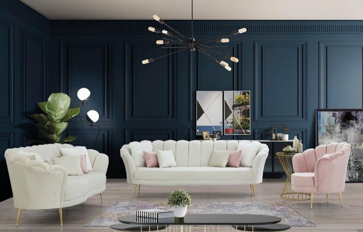 Casa Padrino Designer Art Deco Living, Art Deco Living Room