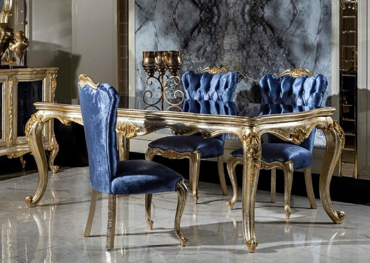 Casa Padrino Luxury Baroque Dining Room, Gold Dining Room Set