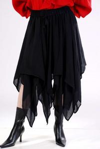Ashaki Skirt Black - Medieval Skirt Pirate