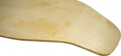 Surf Quest Skimboard 93cm mit Kicktail - absolute Profi Qualität – Bild 3
