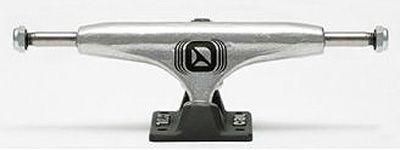 Crail Skateboard Truck Set 129 LOW LIGHT silver/black (2 Trucks)