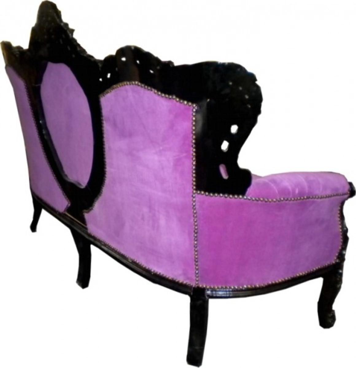 baroque sofa set king purple black sofas baroque sofas. Black Bedroom Furniture Sets. Home Design Ideas
