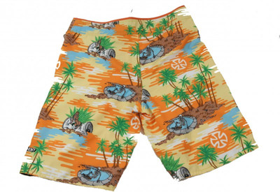 Independent Skateboard Badeshort Hawaii – Bild 2