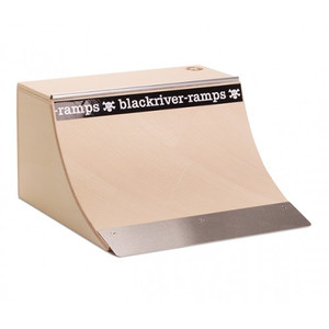 Black River Ramps Quarter Low Fingerboard Rampe – Bild 1
