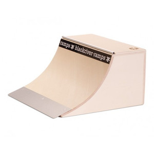 Black River Ramps Quarter Low Fingerboard Rampe – Bild 2