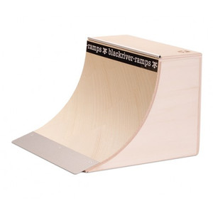 Blackriver Ramps Quarter High Fingerboard Rampe – Bild 2