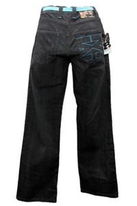 8Mileshigh Skateboard Jeans Starbux – Bild 3