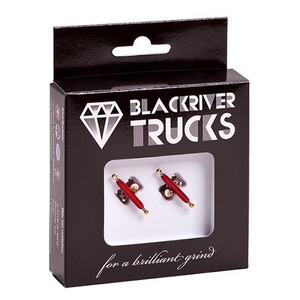 Blackriver Trucks 2.0 Rad red – Bild 1