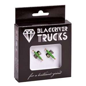 Blackriver Trucks 2.0 Mean green – Bild 1