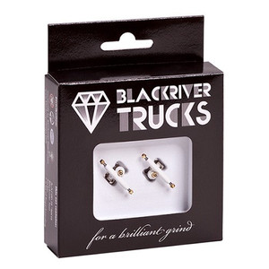 Blackriver Trucks 2.0 Bright white – Bild 1