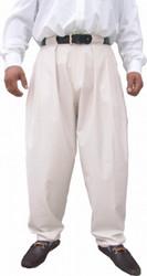Il Padrino Moda luxury cream pleated trousers