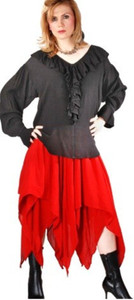 Barbarossa II Piraten / Mittelalter Set - Black - Red