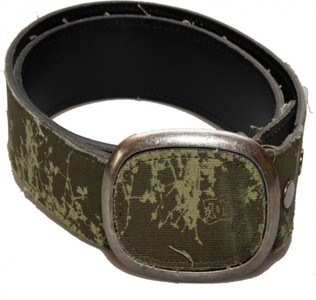 DC Skateboard Belt Splash Olive