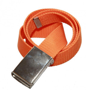 Blank Skateboard Belt Web Belt