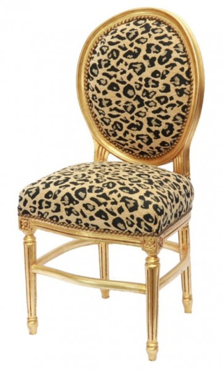 barock esszimmer stuhl leopard mod2 gold rund st hle barock st hle esszimmerst hle ohne. Black Bedroom Furniture Sets. Home Design Ideas