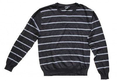 Steve Smith Skateboard Pullover Cambridge Black/Grey Sweater – Bild 1