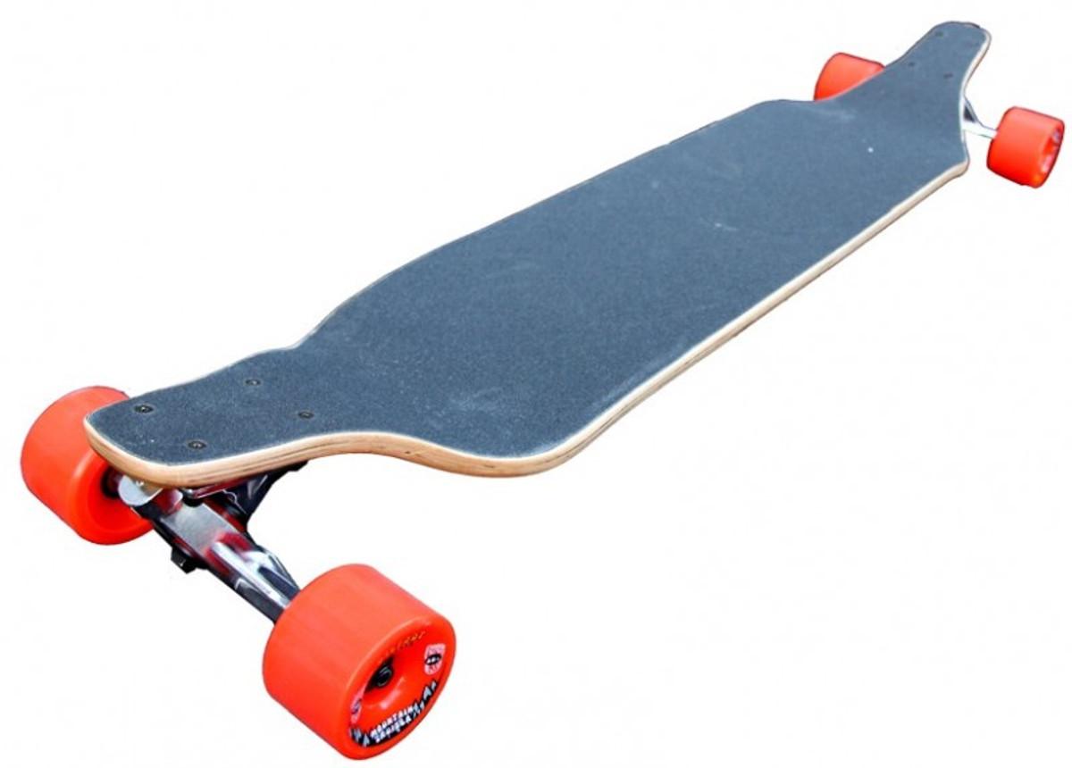 longboard oder cruiser