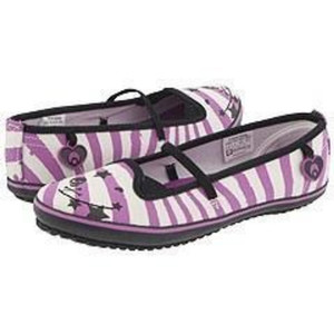 Osiris Skate Shoes / Slip Ons Cove Girls Purple / Dazed / Freddi C